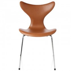 Fritz Hansen Lily Chair Fully Upholstered