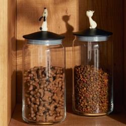 Alessi Mio Jar for Cat Food...