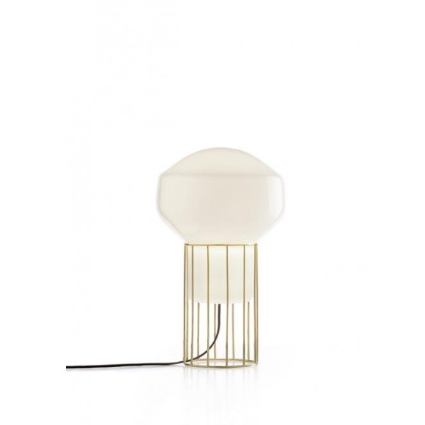 Fabbian Aèrostat Table Lamp Brass Plated 37cm Sale