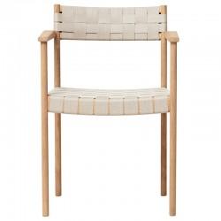 Form & Refine Motif Armchair