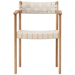 Form & Refine Motif Armchair