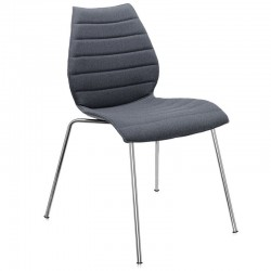 Kartell Maui Soft Chair Grey