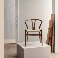 Carl Hansen & Søn CH24 Wishbone Chair Special Edition Mahogany