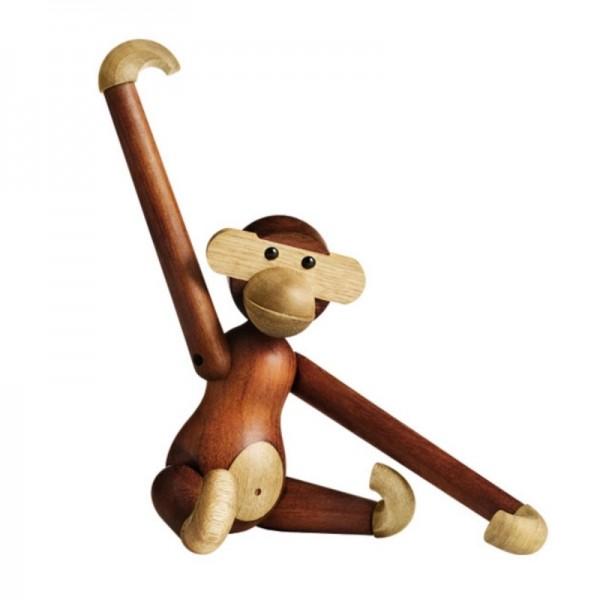 Kay Bojesen Small Teak Monkey Sale