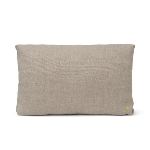 Ferm Living Clean Cushion Cotton Linen