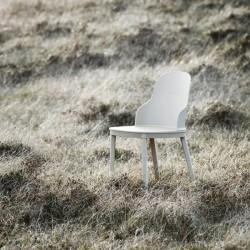 Normann Copenhagen Allez Chair Molded Wicker