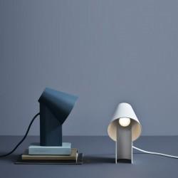 Woud Study Table Lamp