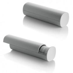 Alessi Birillo Cotton Pad Dispenser White