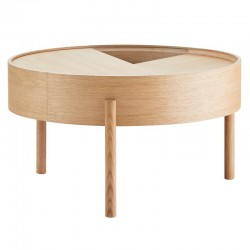 Woud Arc Coffee Table