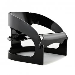 Kartell Joe Colombo Chair Black