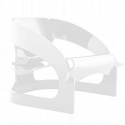 Kartell Joe Colombo Chair White