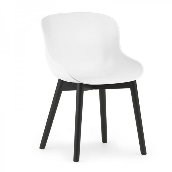 Normann Copenhagen Hyg Black Oak Chair