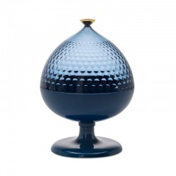 Kartell Pumo Container Blue Sale