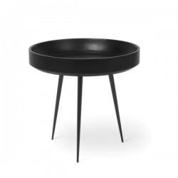 Mater Bowl Table Small Black