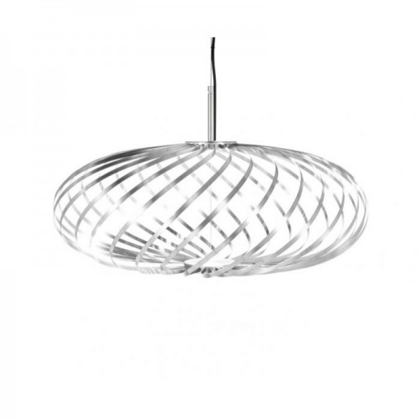 Tom Dixon Spring Pendant Lamp Spring Silver Small