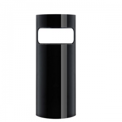 Kartell Portaombrelli Umbrella Stand/Ashtray Black