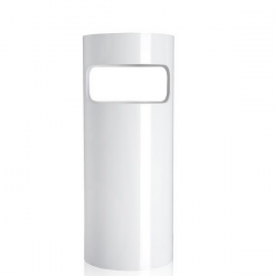 Kartell Portaombrelli Umbrella Stand/Ashtray White