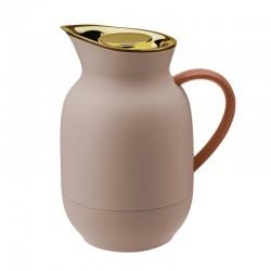 Stelton Amphora Coffee Insulated Jug Peach
