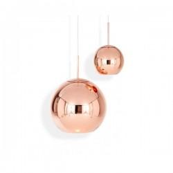 Tom Dixon Copper Led Pendant Lamp