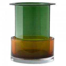 &Tradition Tricolore Vase SH1 Malachite & Cornalite Sale