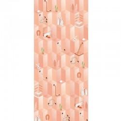 NLXL SUZ-01 Pink Carrot Wallpaper