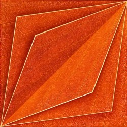 NLXL SUZ-05 Orange Bloom Wallpaper