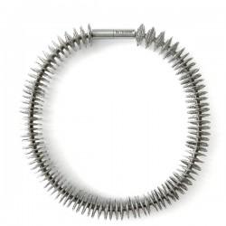 La Molla Disco Necklace