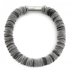 La Molla Maxi 1 Necklace Dark