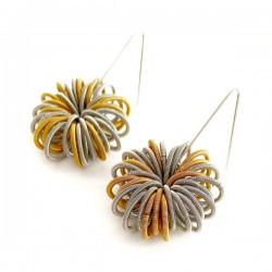 La Molla Earrings Number 1 Gold