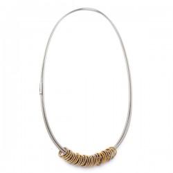 La Mollla No 2 Necklace Gold