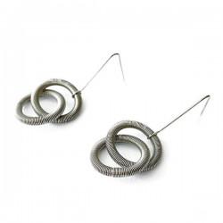 La Mollla Oh Twin Earrings