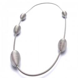 La Molla Pearl Pendant Long
