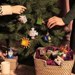 Alessi Sunflake, Christmas...