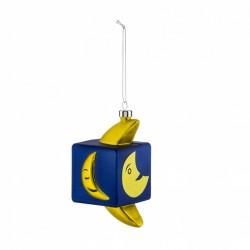 Alessi Mooncube, Christmas Ornament