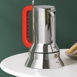 Alessi Richard Sapper Coffee Maker Perforated Handle