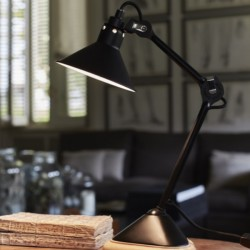 DCW Lampe Gras 207 Table Lamp