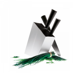 Eva Solo Knife Stand Aluminium