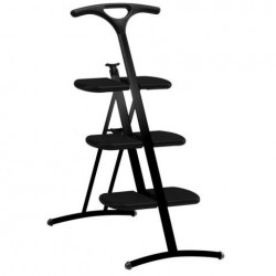 Kartell Ladder Tiramisu Black