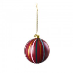 Holmegard Sourvenir Christmas Multi Red