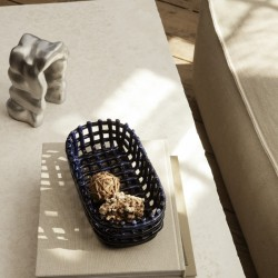 Ferm Living Morf Sculpture Brushed Aluminium