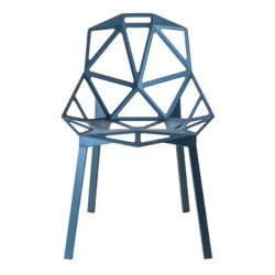 Magis Chair One Outdoor (Seat and Legs Painted)