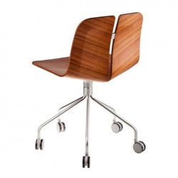Lapalma Link Swivel Chair with wheels
