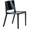 Kartell Lizz Chair Black