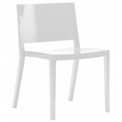 Kartell Lizz Chair White