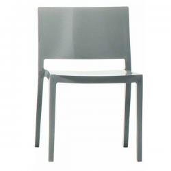 Kartell Lizz Chair Grey
