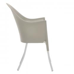 Driade Lord Yo Chair Light Grey