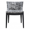 Kartell  Mademoiselle Missoni Cartagena black and white