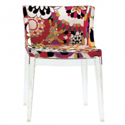 Kartell  Mademoiselle Missoni Shades of red