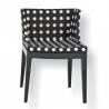 Kartell Mademoiselle Chair Black Pattern