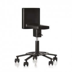 Magis 360 degree Chair Matt Black